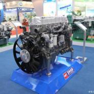 玉柴340马力发动机总成图片