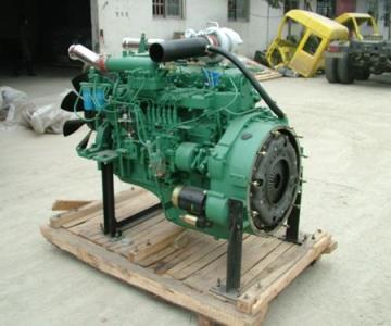 供应锡柴6DF发动机,锡柴240马力发动机图片