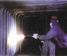 供应广东省广州市热喷涂加工选源深机械图片