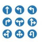 供应交通设施标牌