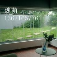 无框阳台窗图片