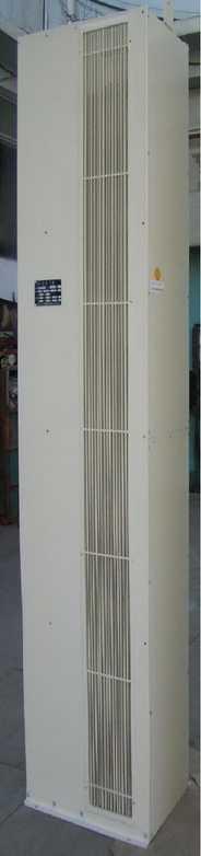 供应FM贯流式风幕机的产品特点