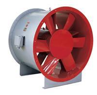 供应HTF(B(PYHL)型混流式排烟风机