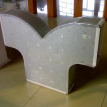 内夹复合铝箔纤维风管图片
