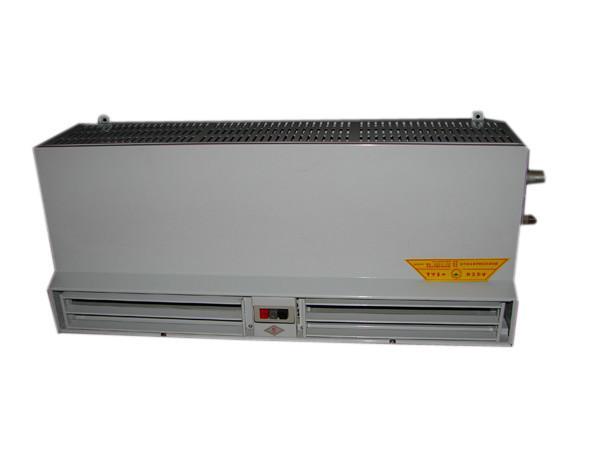 供应张家口贯流式电热空气幕产品特点