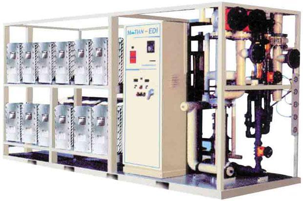 供应光学材料清洗用水设备/多级反渗透