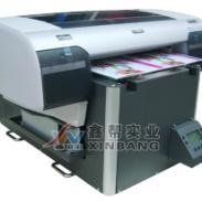 国画丝印机万能印刷机平板印刷机图片