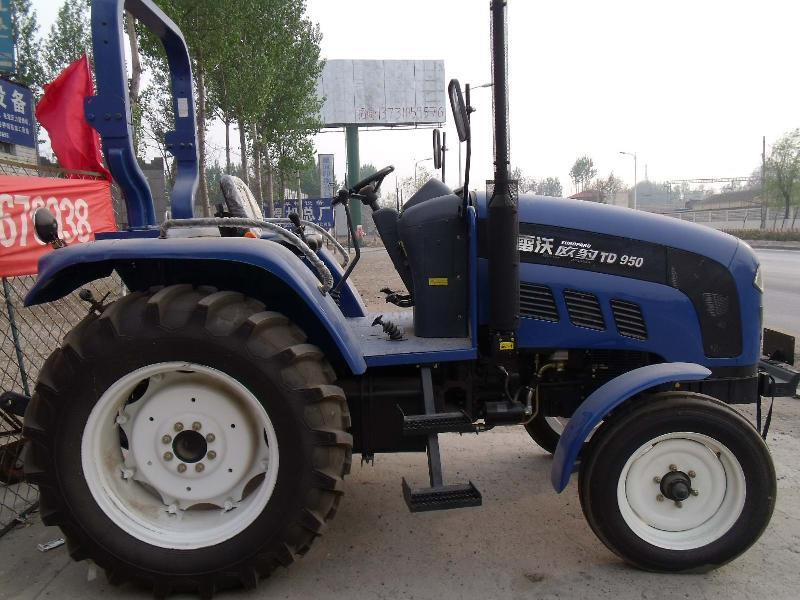 拖拉机 拖拉机供货商 供应福田拖拉机 高清图片