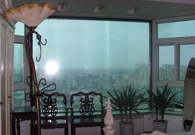供应建筑玻璃贴膜事业隔热膜防爆膜
