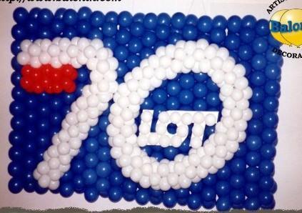 供应企业大型气球logo空飘气球字制作,气球字母气球中文气球数字定做
