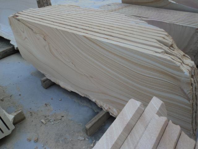 供应金线黄木纹砂岩厂家 重庆专业生产金线黄木纹砂岩厂家