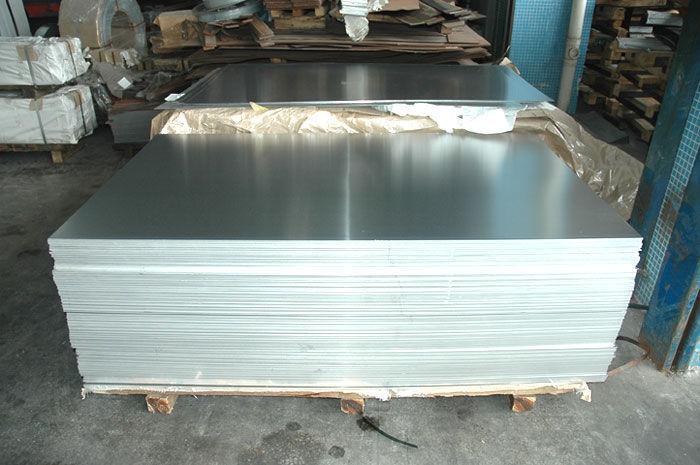 供应LF10防锈铝板进口光面铝板