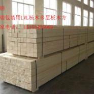 包装玻璃用的杨木LVL多层板图片
