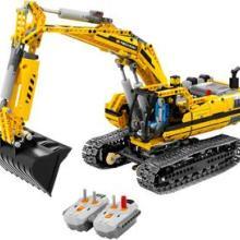 供应乐高 科技系列 经典 电动挖掘机 乐高8043 可遥控批发