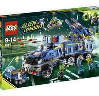 乐高LEGO7066地球防御总部