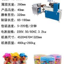 供应多色橡皮泥生产包装机图片