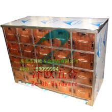 不锈钢中药柜-厂家直销批发订做东莞不锈钢中药柜