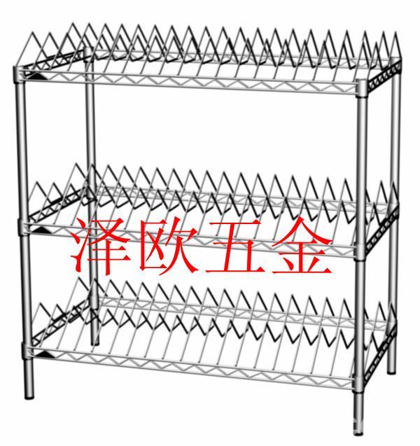 防静电物料架图片/防静电物料架样板图 (2)