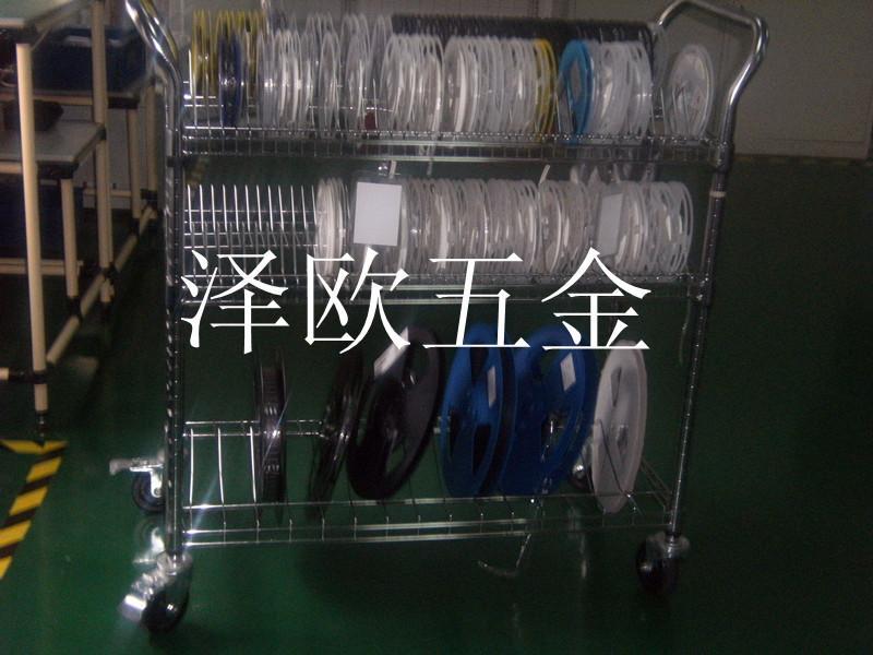 防静电物料架图片/防静电物料架样板图 (1)