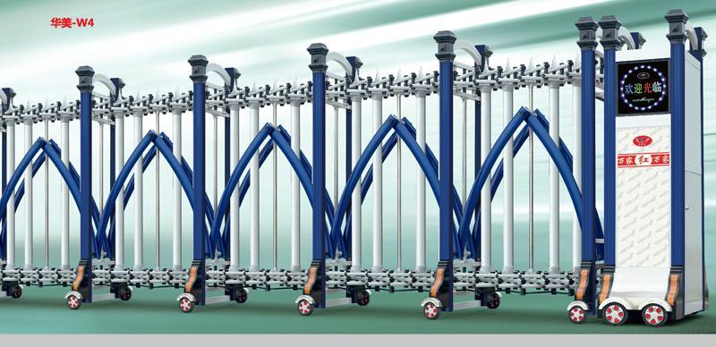 供应宁波电动伸缩门价格,平移门价格,自动门价格
