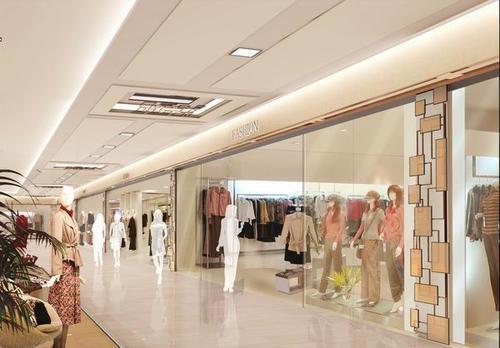 哈尔滨市服装店装修视频艺厂家平台奇图片
