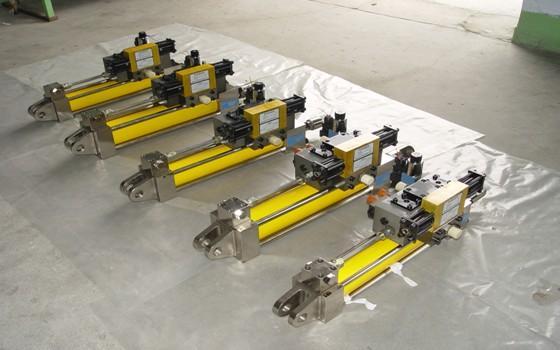 专业生产微型液压缸作动器微型缸图片大全图片