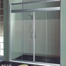 供应钢化玻璃冲凉房、钢化玻璃沐浴房厂家、钢化玻璃洗澡房oem