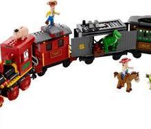 供应乐高LEGO7597玩具总动员火车追逐