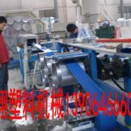 专业生产PVC农业灌溉水带生产线图片