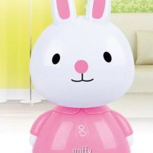 商务礼品,创意产品,最具人气版米菲兔触控台灯