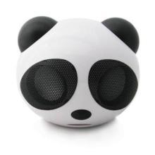 创意产品,电子礼品,最具人气的大熊猫迷你音响音箱