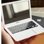 苹果本镜子图片