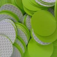 绿色EVA背3M9448胶垫图片