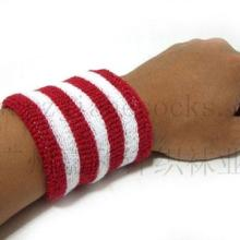 供应护腕供应广东省篮球护具生产厂家批发订做纯棉多色护腕图片