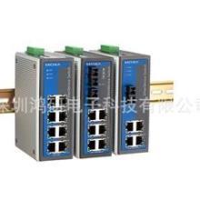 供应台湾摩莎EDS-308-M-SC7电口1光非网管型工业以太网交换