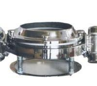 供应专业生产食品专用不不锈钢振动筛--不锈钢振动筛报价