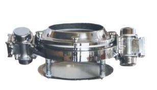 速溶咖啡颗粒专业振动筛生产供应商图片