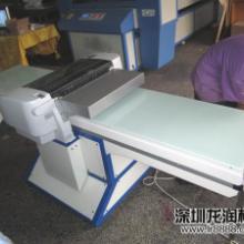 供应平板喷墨打印机报价 纺织皮革彩绘机