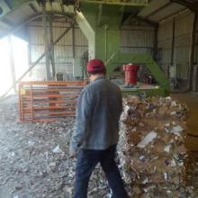 供应废纸此时行情需要废纸打包机