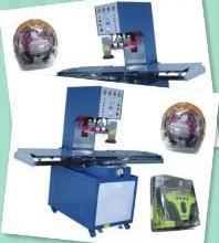 供应纸卡吸塑同步熔断机手推盘式高周波机吸塑吊卡包装机批发
