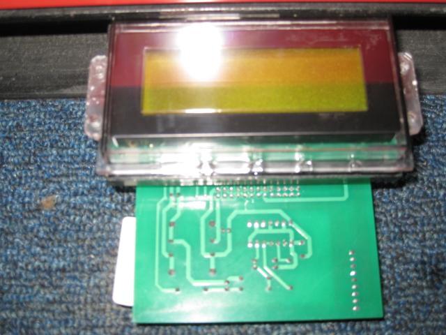 供应IC卡中文键显板/ic卡系统配件