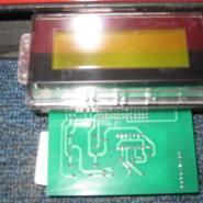 正星IC卡中文键显板图片