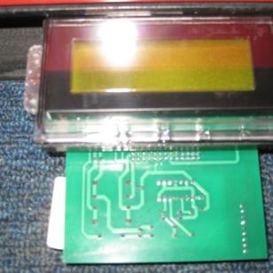 IC卡中文键显板图片