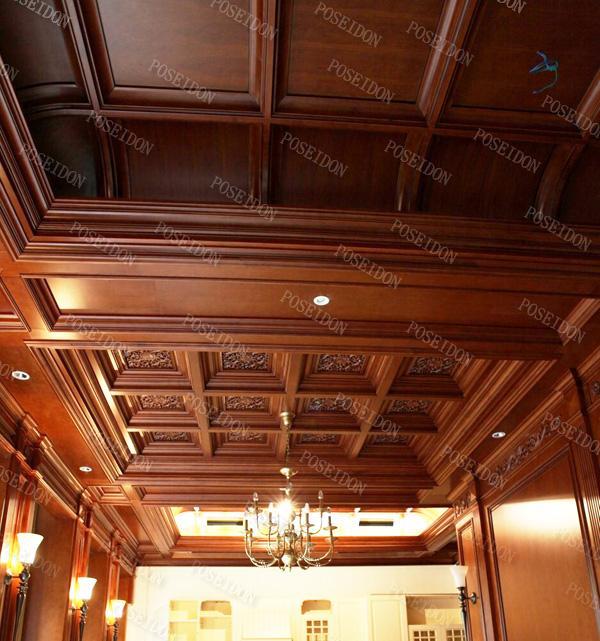 全房定制原木护墙板原木吊顶定做定生产供应商