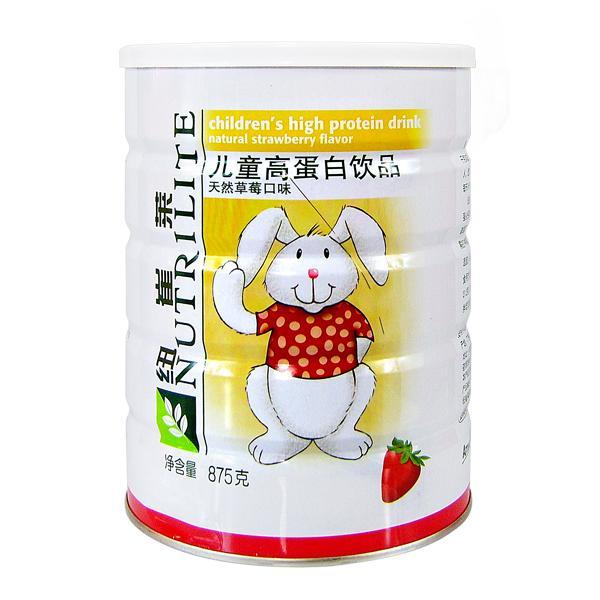 安利浏阳店生产供应安利儿童蛋白粉天然水果味
