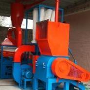 供应广州铜米机v嘉银废旧回收电线铜米机