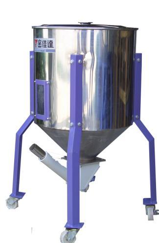 供应广州不锈钢圆形储料桶