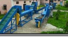 供应矿泉水瓶回收生产线vPET塑料回收生产线价格V广州嘉银辅机设备