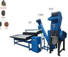 供应废线回收铜米机/自动分离铜米机价格/广州嘉银铜米机专业生产厂家图片