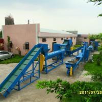 塑料回收生产线V广州塑料机械系列